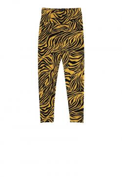Monnalisa Leggings Tiger Zebra