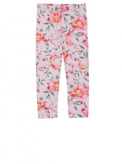 Patachou Leggings pink garden