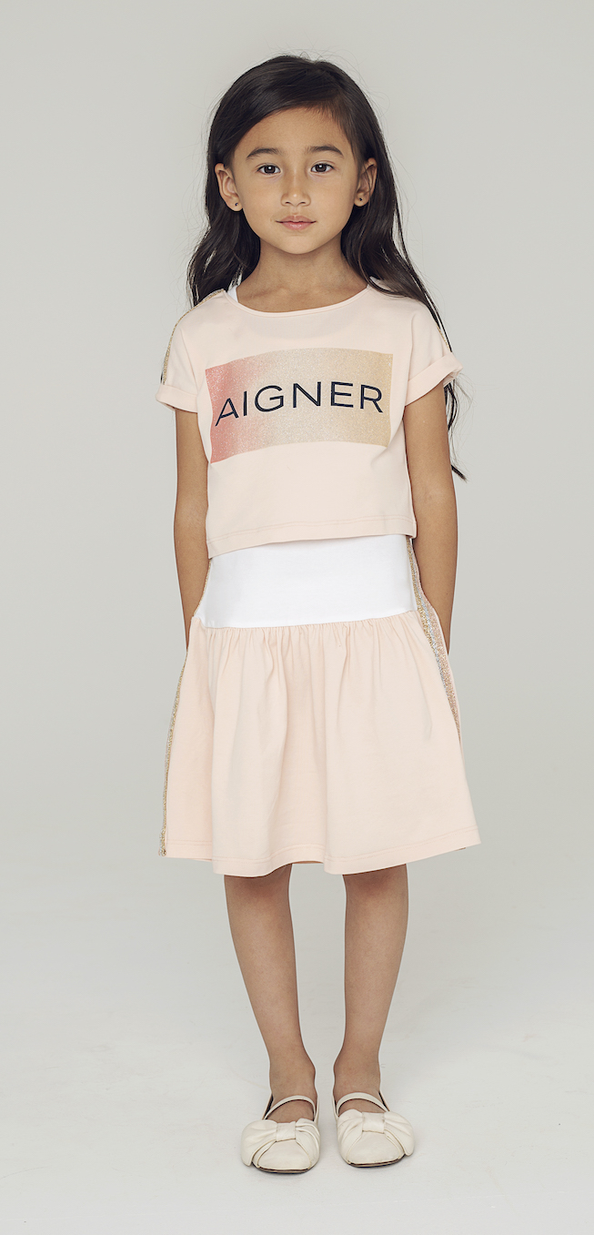 Aigner Kids_Outfitinspiration_Frühjahr_Sommer_2021_1