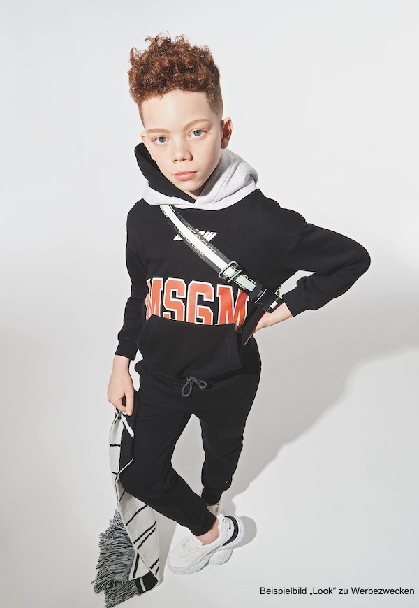 MSGM Kids_Hoodie_Sweatpants_Herbst Winter 2020_3