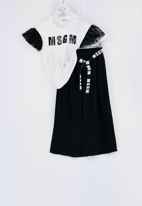 MSGM Kids_T-Shirt_Rock_Herbst Winter 2020_4