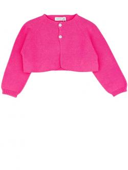 Wedoble Bolero, Strickjacke pink